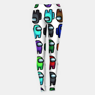 among us Leggings thumbnail image