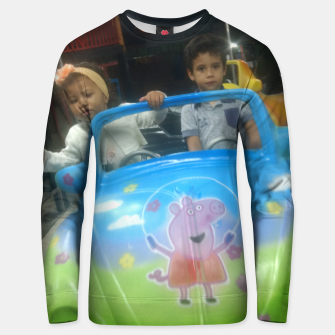 Thumbnail image of Oie Unisex sweater, Live Heroes