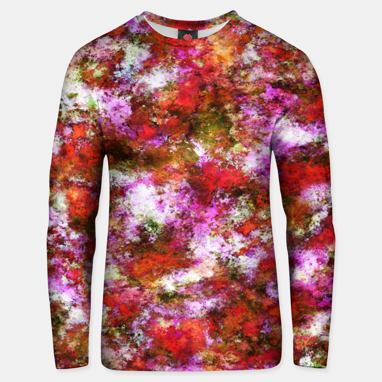 Image of Roses Unisex sweater - Live Heroes