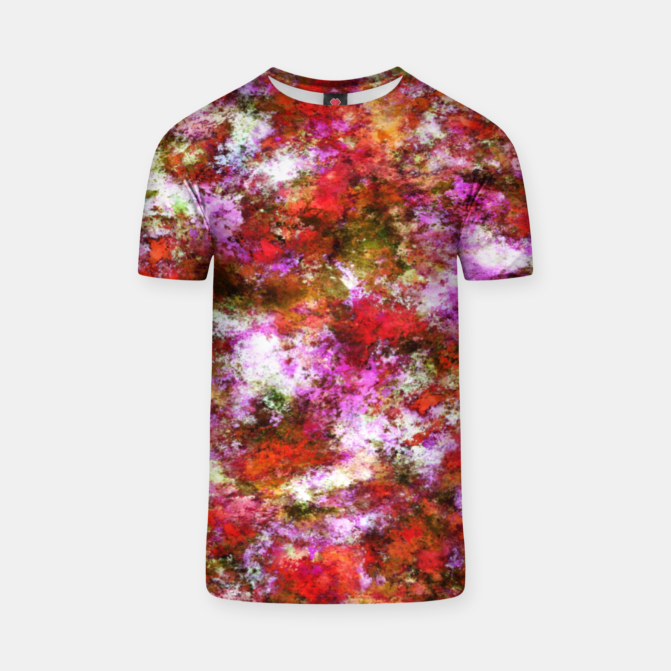 Image of Roses T-shirt - Live Heroes