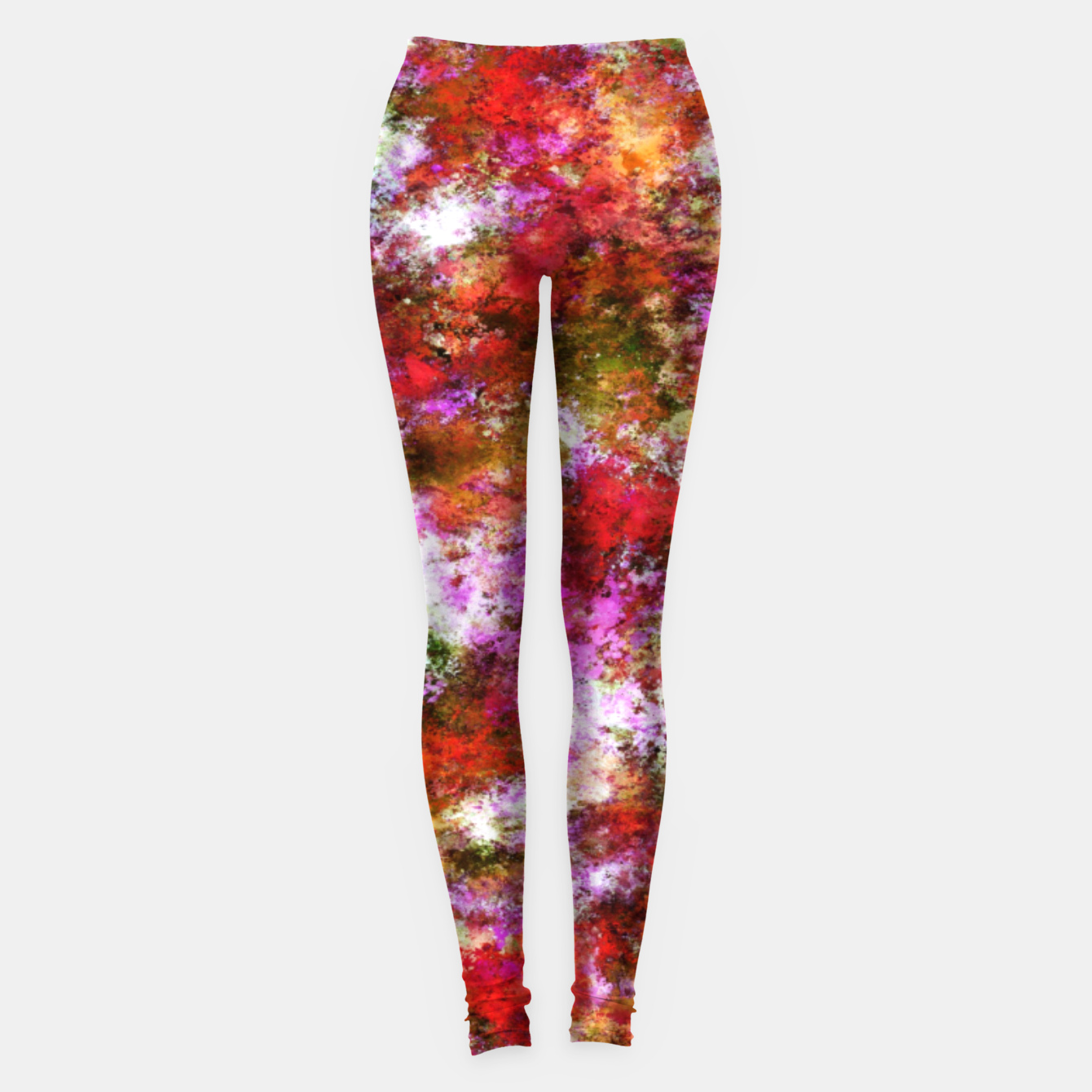 Image of Roses Leggings - Live Heroes