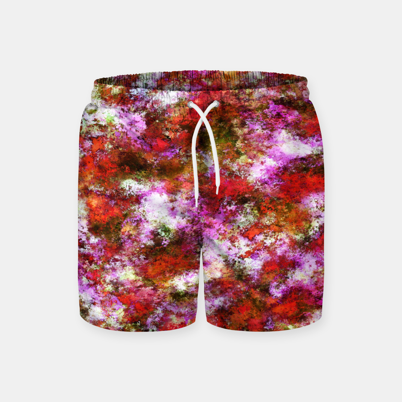 Image of Roses Swim Shorts - Live Heroes