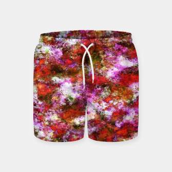 Thumbnail image of Roses Swim Shorts, Live Heroes