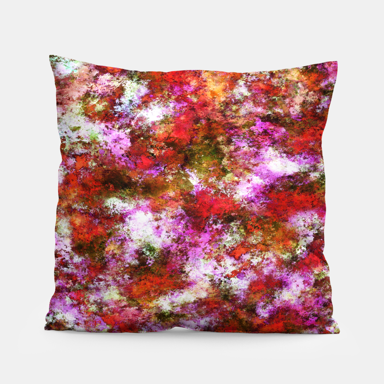 Image of Roses Pillow - Live Heroes