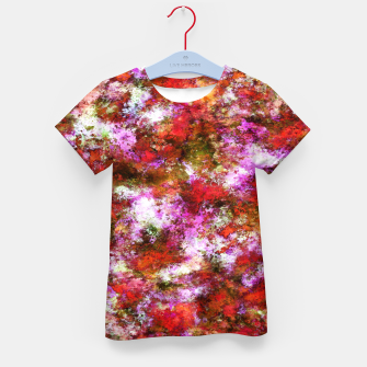 Thumbnail image of Roses Kid's t-shirt, Live Heroes