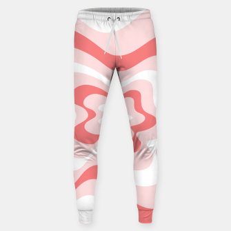 Imagen en miniatura de Abstract pattern - pink. Sweatpants, Live Heroes