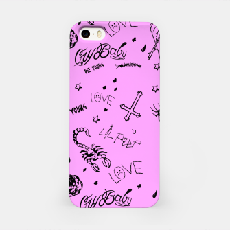 Thumbnail image of PURPLEME X LIL PEEP iPhone Case, Live Heroes