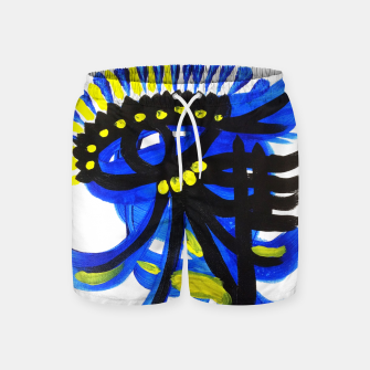 Miniaturka The Eye of Horus Swim Shorts, Live Heroes