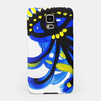 Miniaturka The Eye of Horus Samsung Case, Live Heroes