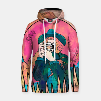 Thumbnail image of The space photographer Hoodie, Live Heroes