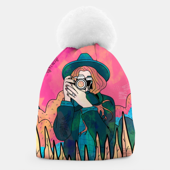 Thumbnail image of The space photographer Beanie, Live Heroes