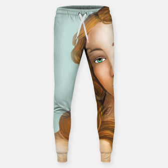 Thumbnail image of Birth of Venus Sweatpants, Live Heroes