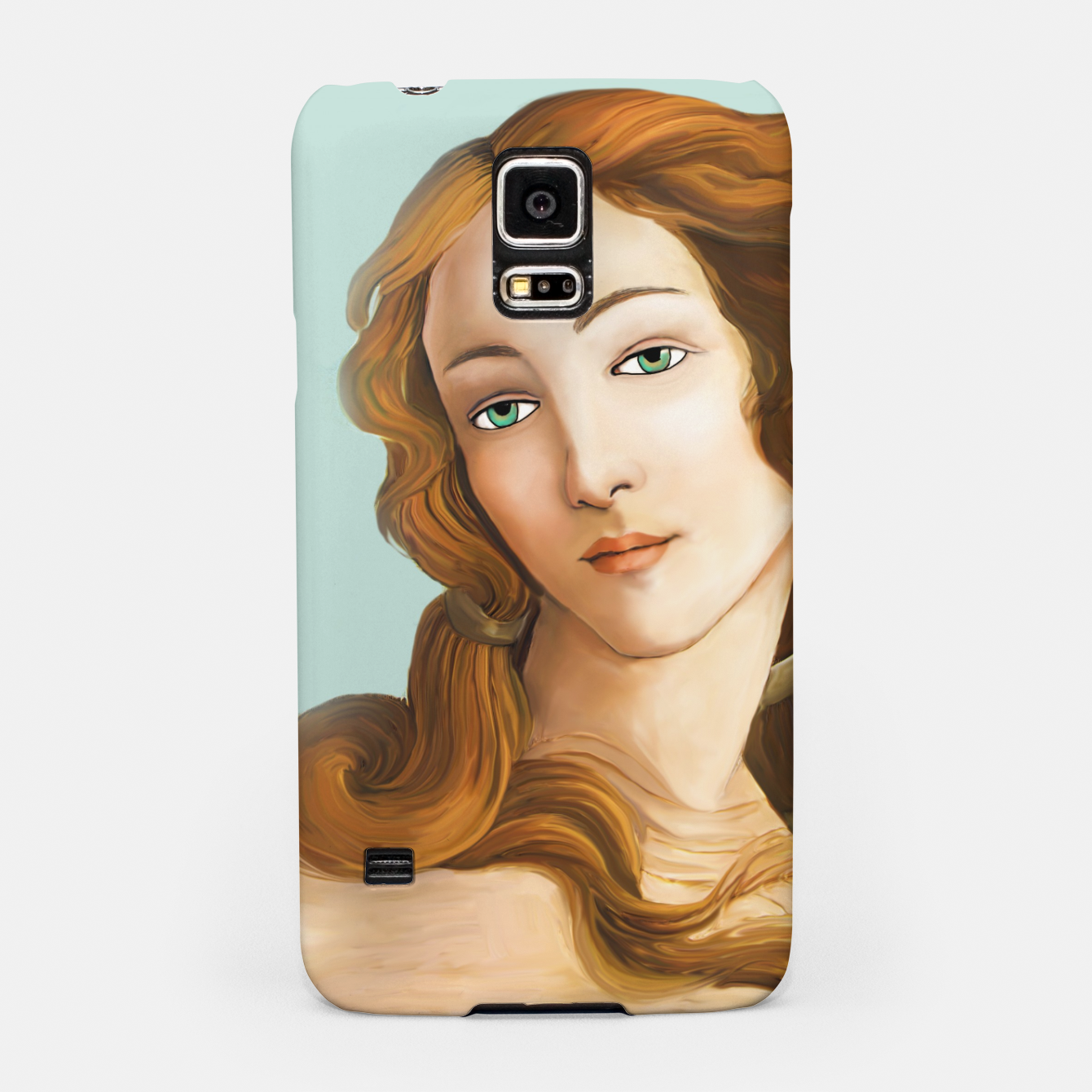 Image of Birth of Venus Samsung Case - Live Heroes