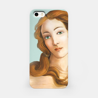 Thumbnail image of Birth of Venus iPhone Case, Live Heroes