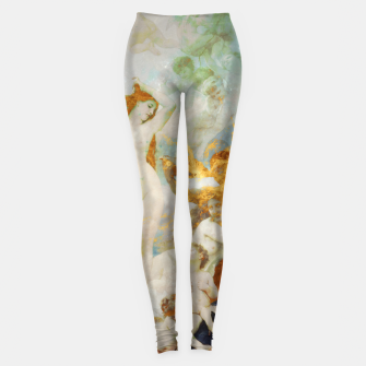 Thumbnail image of The Birth of Venus Leggings, Live Heroes