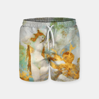 Thumbnail image of The Birth of Venus Swim Shorts, Live Heroes
