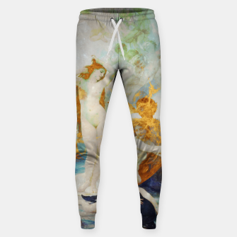 Thumbnail image of The Birth of Venus Sweatpants, Live Heroes