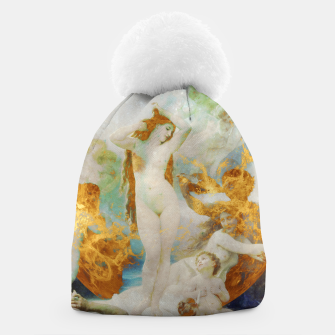 Thumbnail image of The Birth of Venus Beanie, Live Heroes