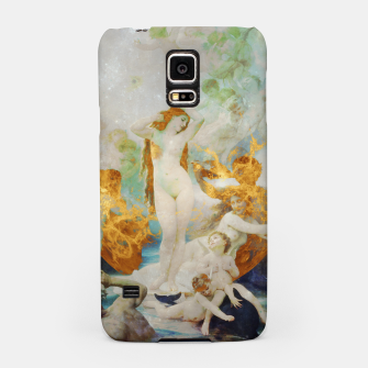 Thumbnail image of The Birth of Venus Samsung Case, Live Heroes