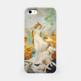 Thumbnail image of The Birth of Venus iPhone Case, Live Heroes