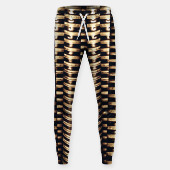 Miniaturka Modern Tech Stripes Print Sweatpants, Live Heroes