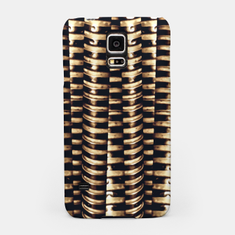 Thumbnail image of Modern Tech Stripes Print Samsung Case, Live Heroes