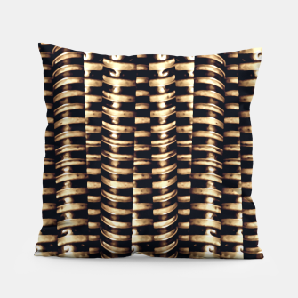 Miniaturka Modern Tech Stripes Print Pillow, Live Heroes