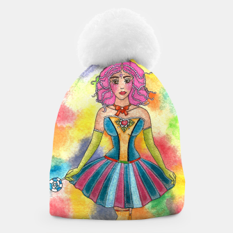 Miniaturka Colorful Candy Girl beanie, Live Heroes