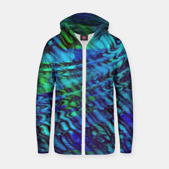 Thumbnail image of zappwaits - spirit Zip up hoodie, Live Heroes