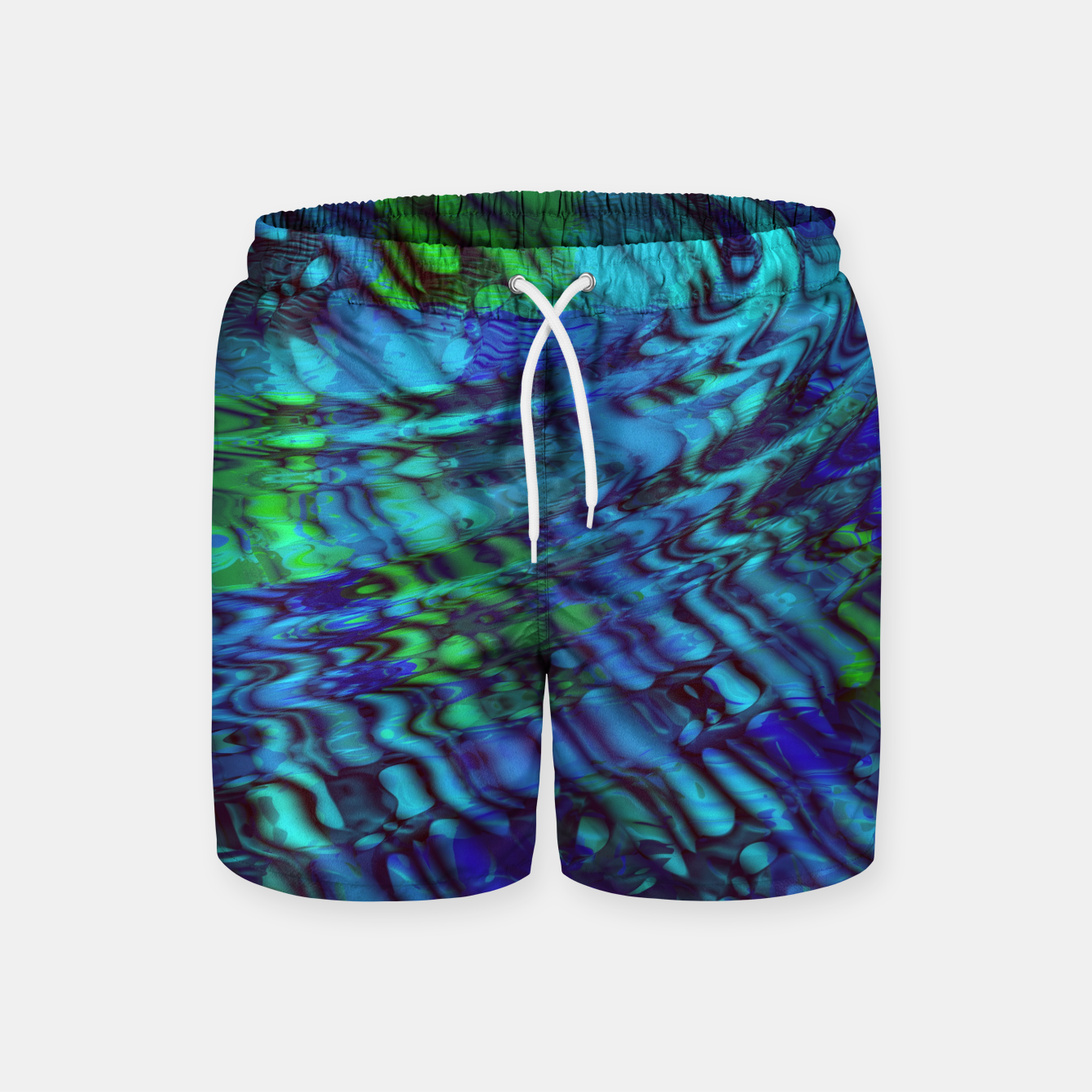Image of zappwaits - spirit Swim Shorts - Live Heroes