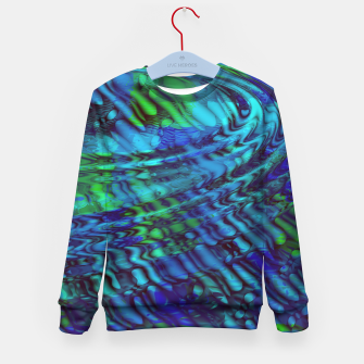 zappwaits - spirit Kid's sweater thumbnail image