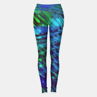 Thumbnail image of zappwaits - spirit Leggings, Live Heroes