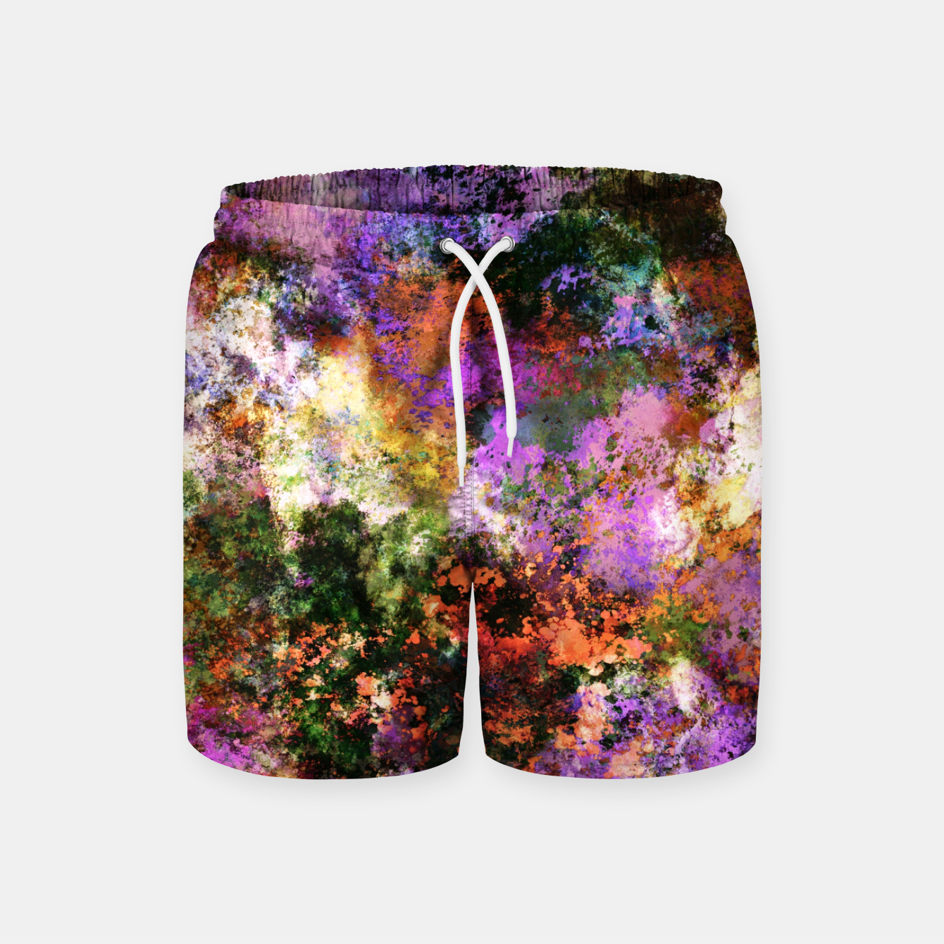 Image of Second guess Swim Shorts - Live Heroes
