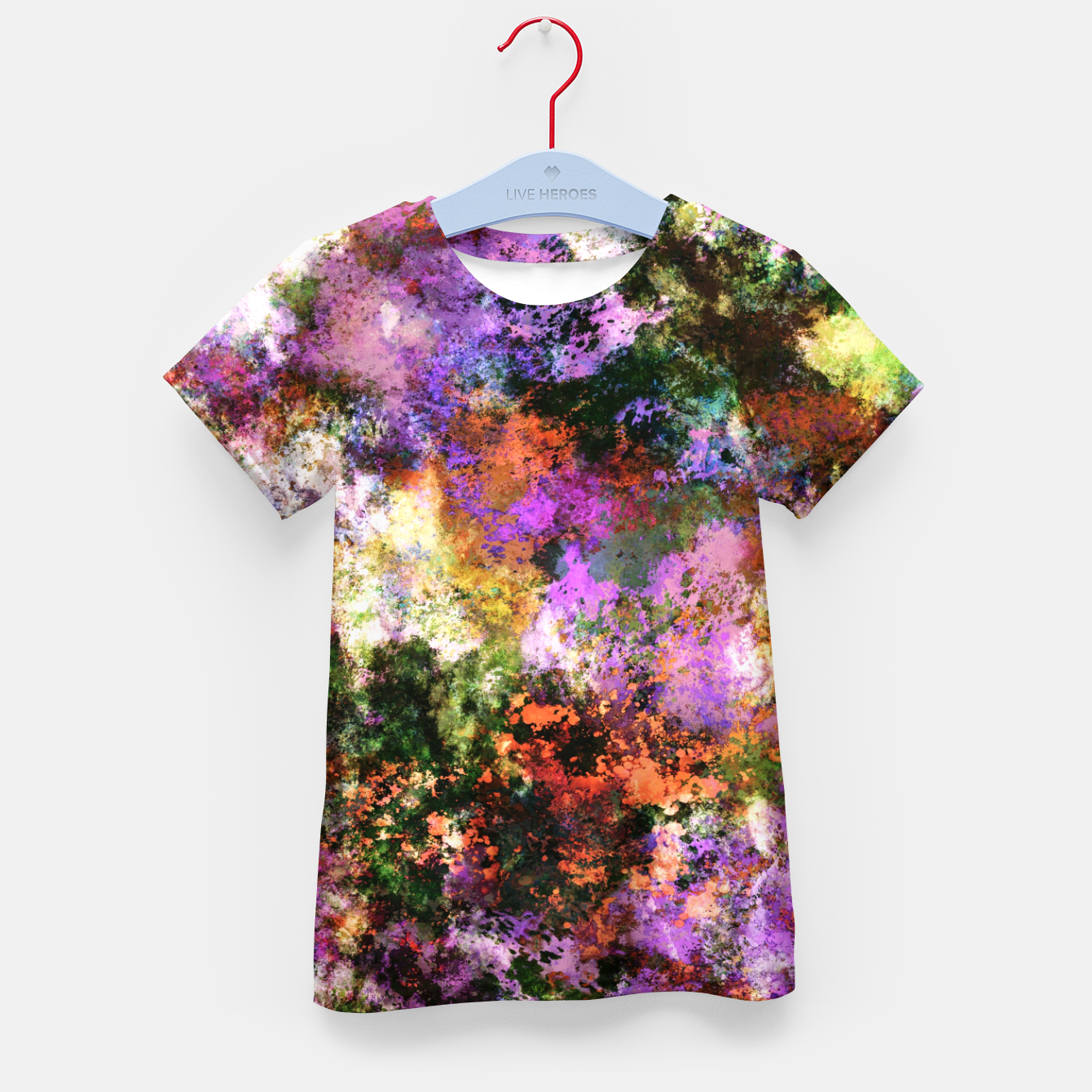 Image of Second guess Kid's t-shirt - Live Heroes