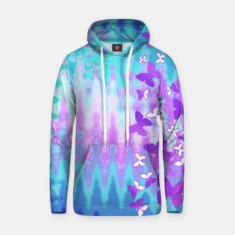Thumbnail image of Butterfly shimmer hoody, Live Heroes