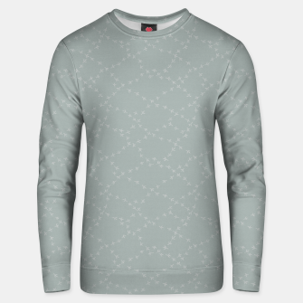 Thumbnail image of The tracks of birds adventures Unisex sweater, Live Heroes