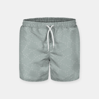 Thumbnail image of The tracks of birds adventures Swim Shorts, Live Heroes