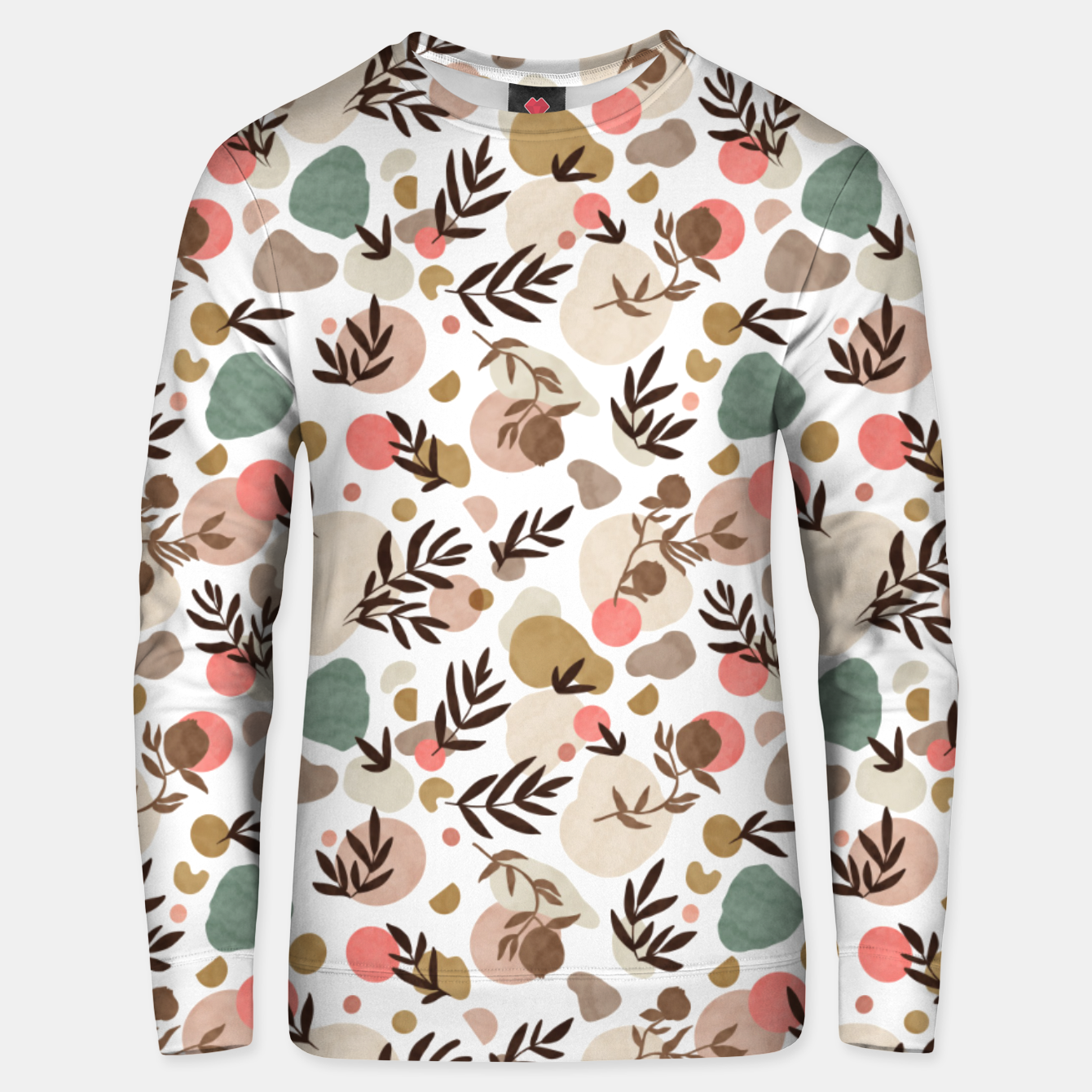 Image of Vibrant colorful fall nature Sudadera unisex - Live Heroes