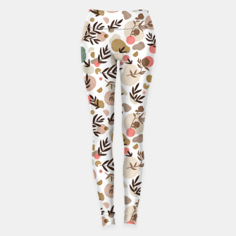 Thumbnail image of Vibrant colorful fall nature Leggings, Live Heroes