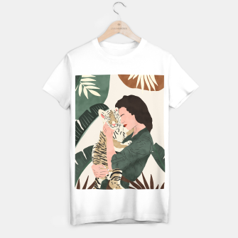 Thumbnail image of Wild feeling Camiseta Regular, Live Heroes