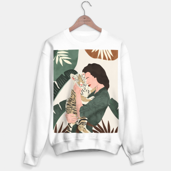 Wild feeling Sudadera regular thumbnail image