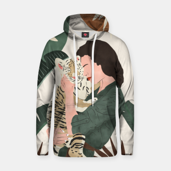 Thumbnail image of Wild feeling Sudadera con capucha, Live Heroes