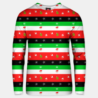 Miniaturka Visions Of Christmas Unisex sweater, Live Heroes