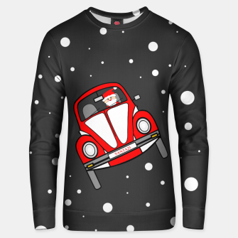 Miniaturka Santas Sleigh Is In The Shop Unisex sweater, Live Heroes