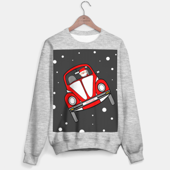 Santas Sleigh Is In The Shop Sweater regular thumbnail image