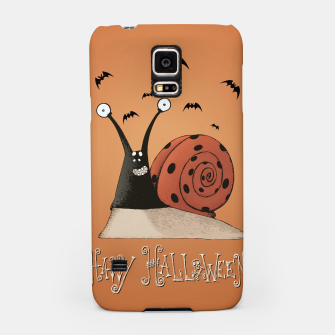 Thumbnail image of LADYBIRD SNAIL Samsung Case, Live Heroes