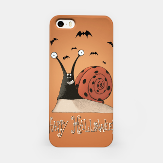 Thumbnail image of LADYBIRD SNAIL iPhone Case, Live Heroes