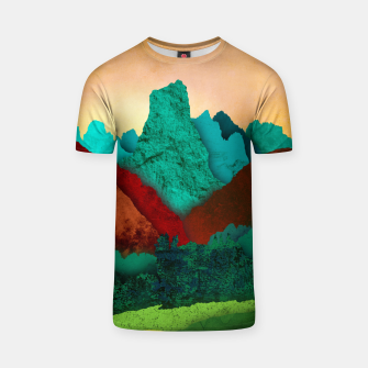 Thumbnail image of One meadow T-shirt, Live Heroes