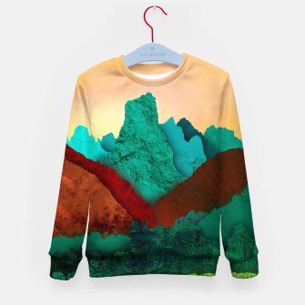 Thumbnail image of One meadow Kid's sweater, Live Heroes