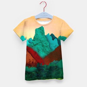 Miniature de image de One meadow Kid's t-shirt, Live Heroes